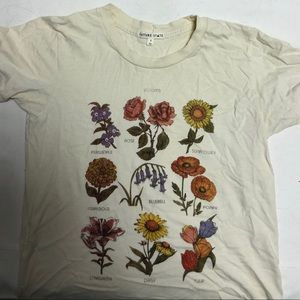 Urban Outfitters Floral T Shirt